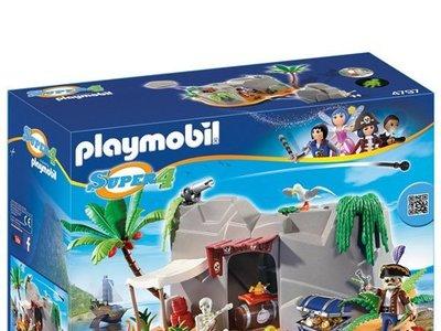 La cueva pirata de Playmobil puede ser tuya por 16,58 euros