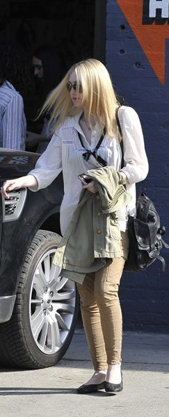 Dakota look calle