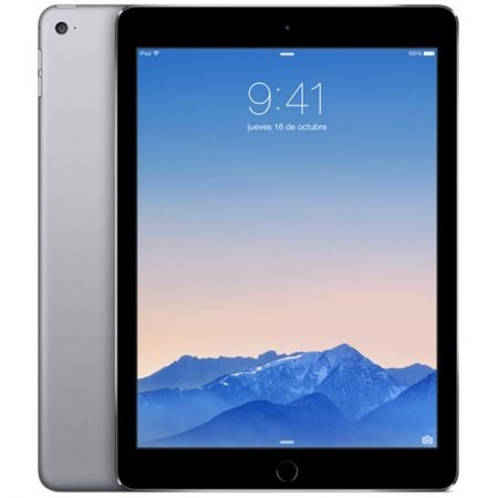 Apple Ipad Air 2 Wi Fi 32gb Gris Espacial Pl119199