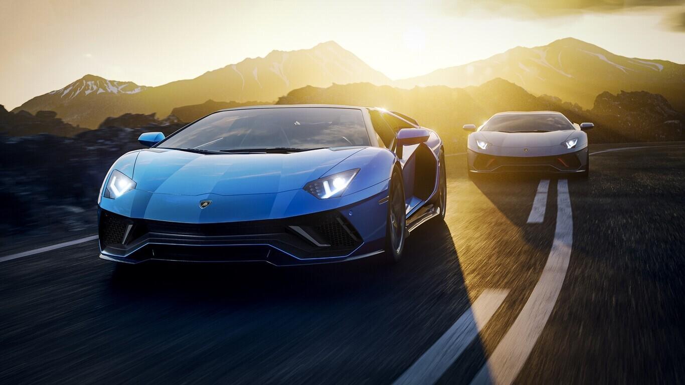 Foto de Lamborghini Aventador LP780-4 Ultimae (1/18)
