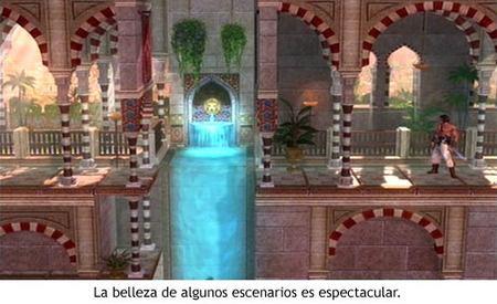 Prince of Persia Classic - Graficos preciosistas