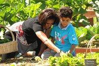 Michelle Obama: su lucha a favor de una dieta sana