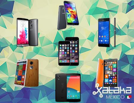 iPhone 6 contra su competencia en México