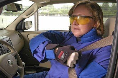 Test driver de Ford