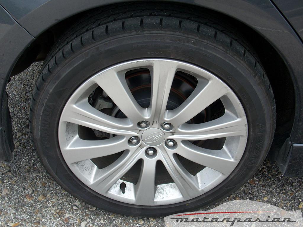 Foto de Subaru Impreza Sport (prueba) (25/32)