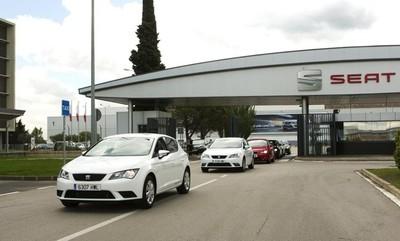 Los primeros SEAT León TGI salen de fábrica