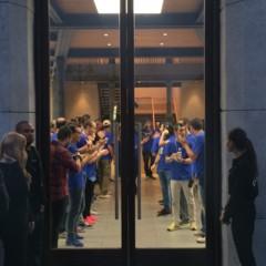 Foto 5 de 10 de la galería lanzamiento-iphone-6-puerta-del-sol en Applesfera