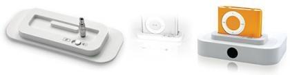 Adaptador para el iPod Shuffle