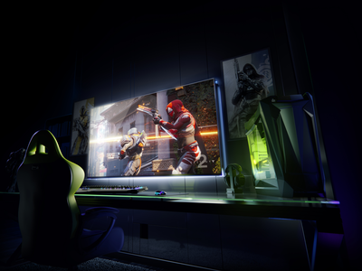 NVIDIA vuelve a Android TV con un espectacular monitor de 65 pulgadas, 4K, 120Hz y juego en streaming