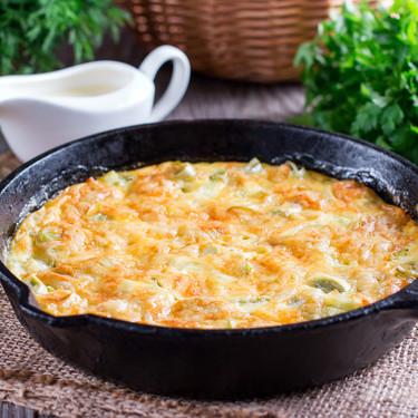 Frittata: siete recetas para bordarla, los trucos de dos chefs y varias formas de mejorarla