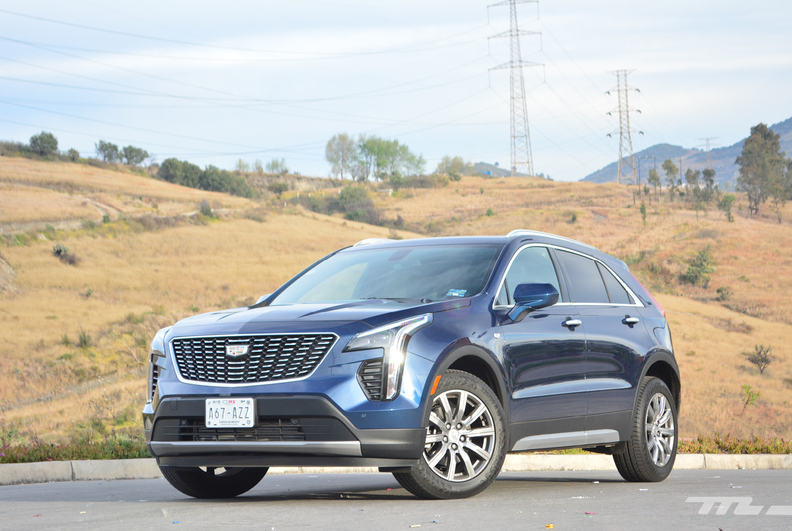 Foto de Cadillac XT4 (1/18)