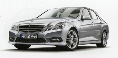 Mercedes Clase E, nuevas fotos y datos