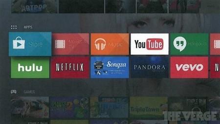 Android TV, uno de los secretos que encierra el Google I/O 2014