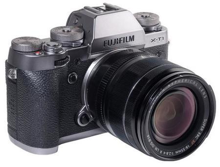 Fujifilm tiene lista una nueva X-T1 con varias mejoras muy interesantes: la Graphite Silver Edition