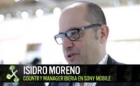 """""""Vamos a estar en todas las gamas y Xperia Z va a tirar de ellas"""", Isidro Moreno de Sony Mobile"""