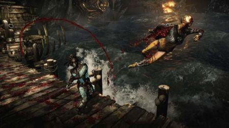 Menú del día: tráiler de Mortal Kombat X bien fresquito y aderezado con Chop Suey