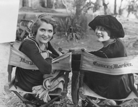 Frances Marion Y Mary Pickford