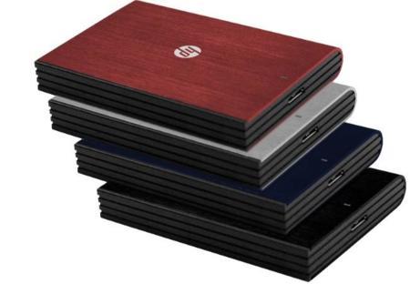 Colores disponibles HP p2050 y p2100