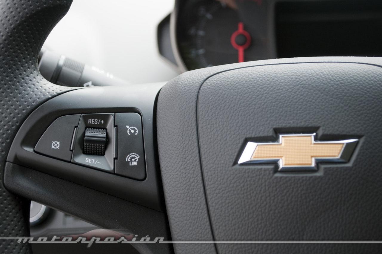 Foto de Chevrolet Aveo (presentación) (11/26)