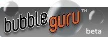 Bubble Guru, mensajes de video-burbujas en tu web