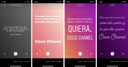 Texto En Stories De Instagram