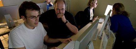 Programadores concentrados en la tarea (Fuente: http://www.pce.uw.edu)