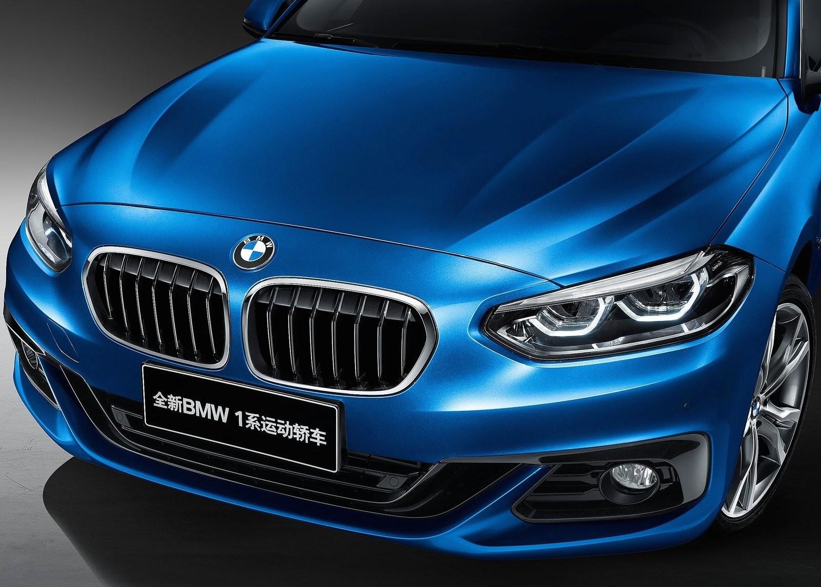 Foto de BMW Serie 1 Sedán (4/7)