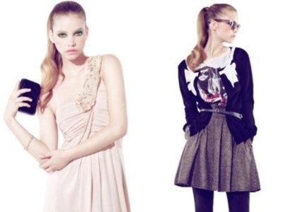 Catálogo Blanco otoño-invierno 2010/2011: una mujer muy femenina