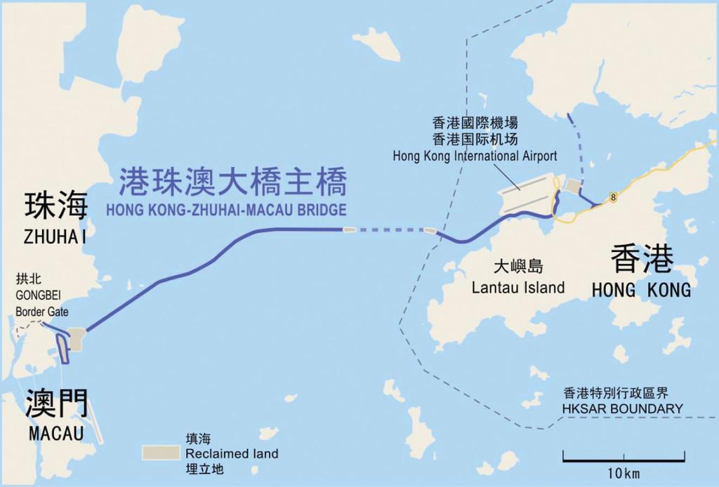 Hong Kong Zhuhai Macao 4