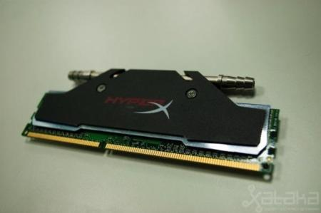 Kingston HyperX Liquid RAM