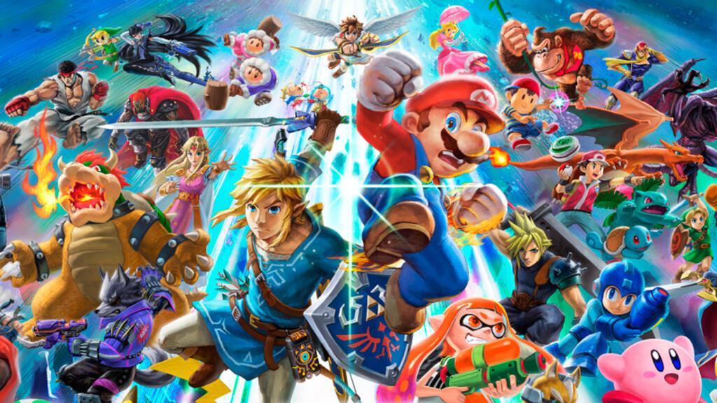 El último personaje de Super Smash Bros. Ultimate será revelado a principios de octubre con un directo especial