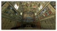 Sistine Chapel, un tour virtual por la Capilla Sixtina