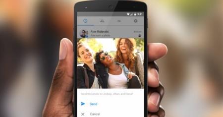 Así es la nueva función de Facebook para compartir fotos con tus amigos