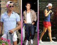 Cristiano Ronaldo reivindica su estilismo