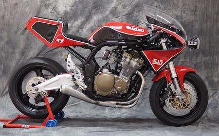 El alma de Radical Ducati, Pepo, reaparece con XTR PEPO y su primera obra