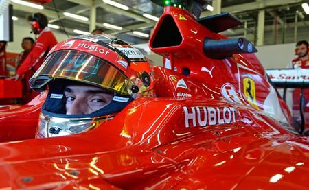 Jules Bianchi, el más rápido en el día del debut de las ruedas de 18 pulgadas