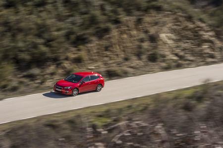 Subaru Impreza dinámica