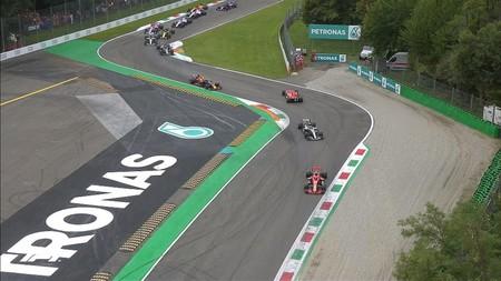 Toque Hamilton Vettel