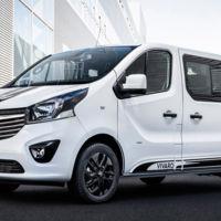 Deportividad, trabajo y diversión con la nueva Opel Vivaro Sport