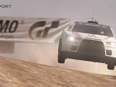 Los derrapes más locos (y exigentes) de Gran Turismo Sport en un nuevo gameplay por el circuito Fisherman's Ranch