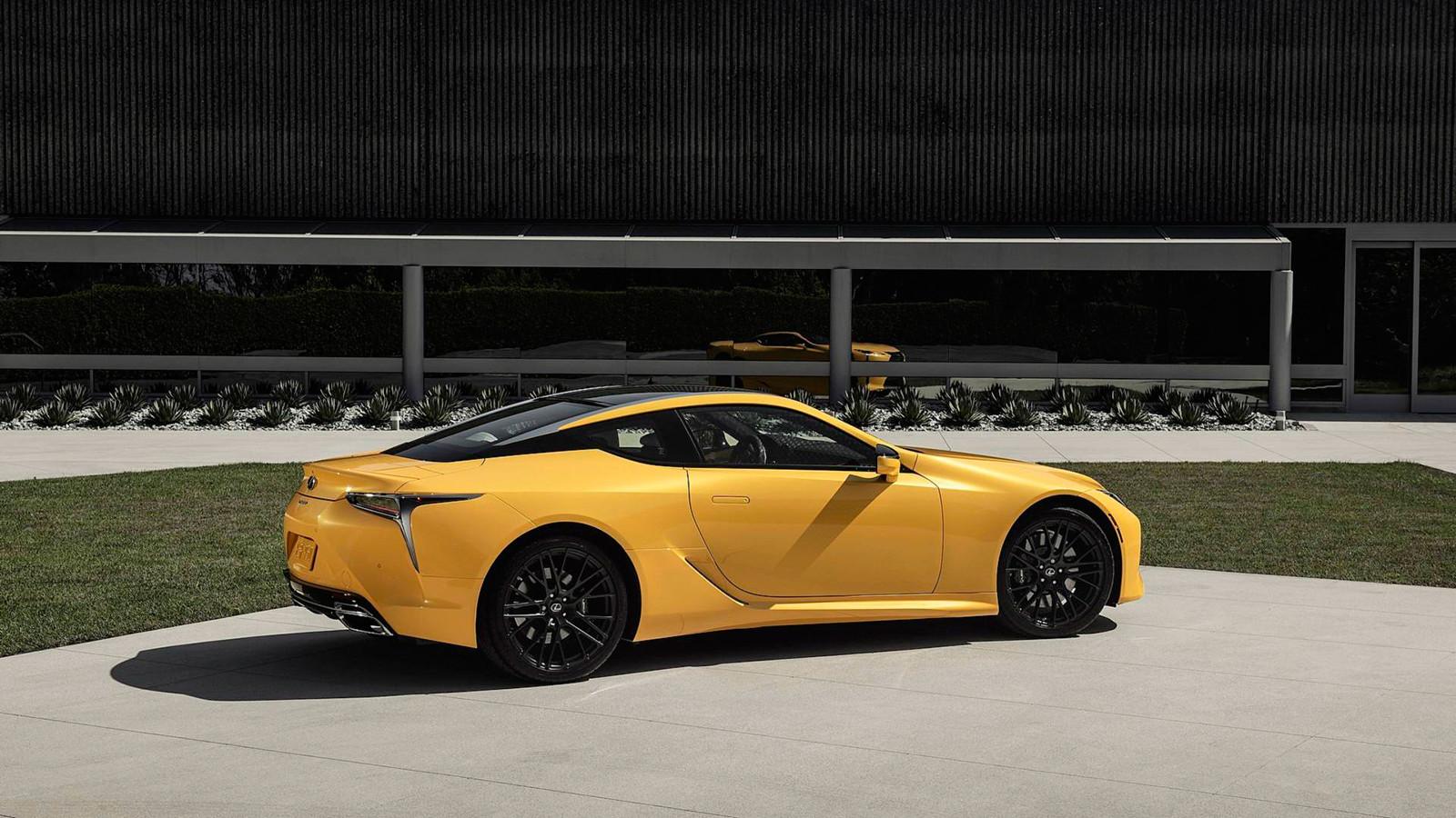 Foto de Lexus LC 500 Inspiration Series (14/14)