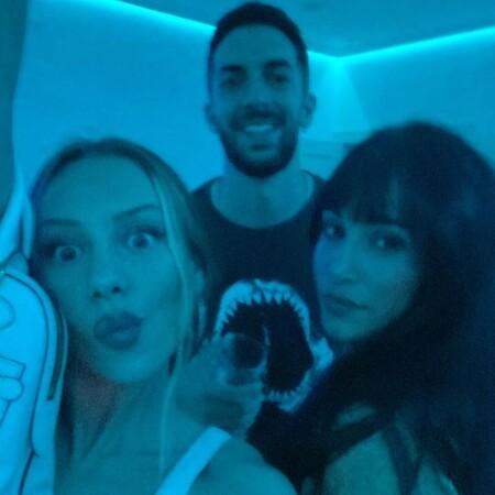 Aitana Ester Exposito Broncano Selfie 02
