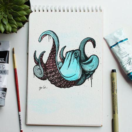 O ed de Octopus