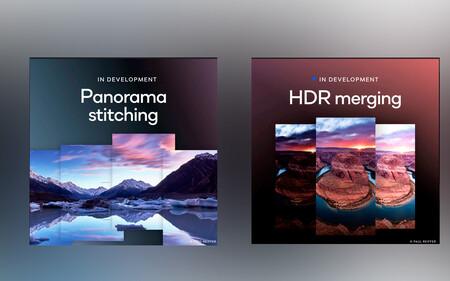 HDR y Panorámicas en Capture One