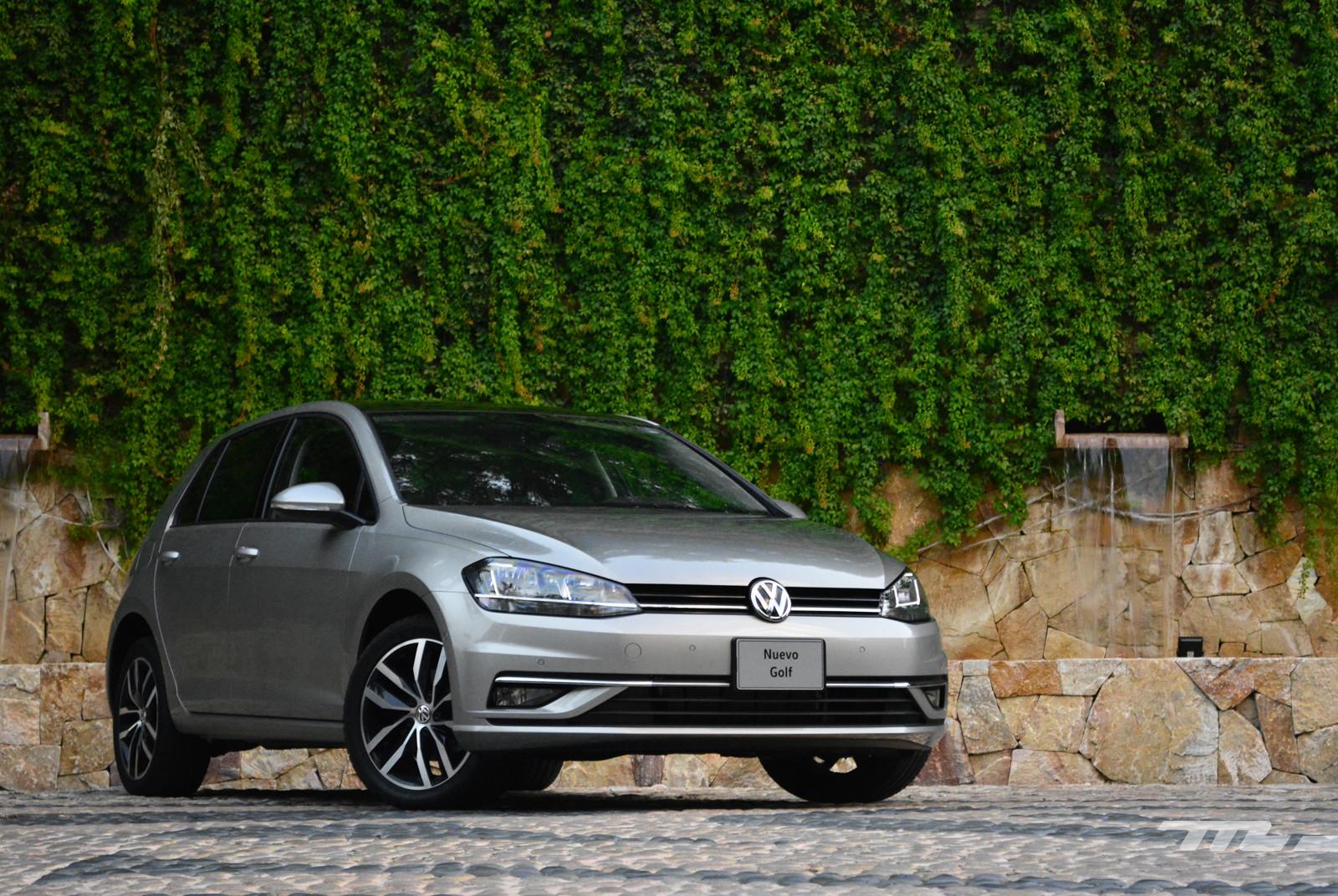 Foto de Volkswagen Golf y Golf GTI 2018 (1/24)