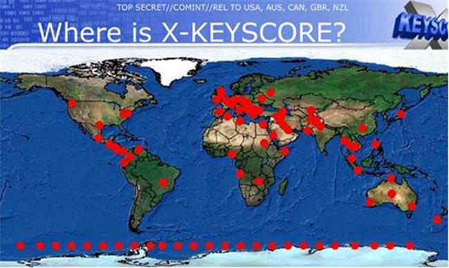 """XKeyscore, el programa de la NSA que según Snowden """"recolecta todo lo que hacemos en Internet"""""""