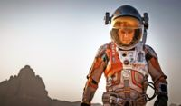 'The Martian' de Ridley Scott, primeras imágenes