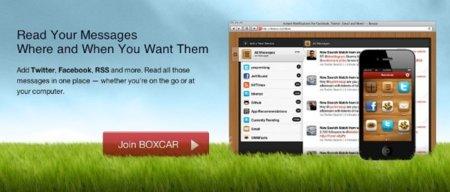 Boxcar salta de los dispositivos con iOS a la web para centralizar nuestras notificaciones