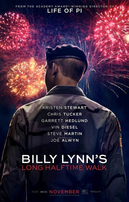 Póster de Billy Lynn