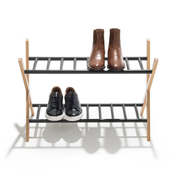 Mueble con dos estantes